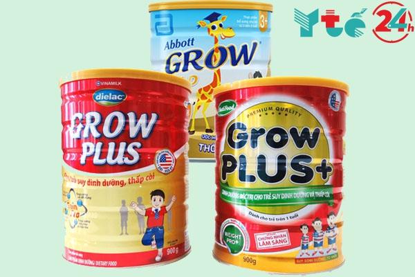Sữa Grow Plus