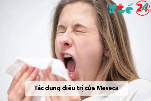 Tác dụng điều trị của thuốc Meseca