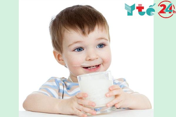 Tác dụng sữa Colosbaby