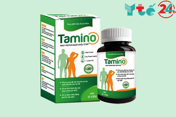 Viên uống tăng cân Tamino