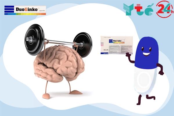 DuoGinko - Não bộ khỏe mạnh