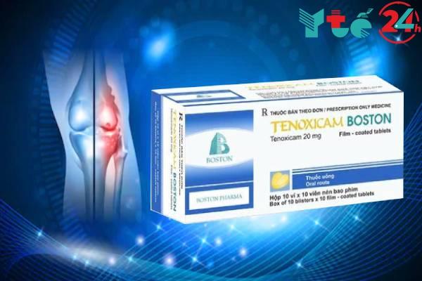 Thuốc Tenoxicam là gì?