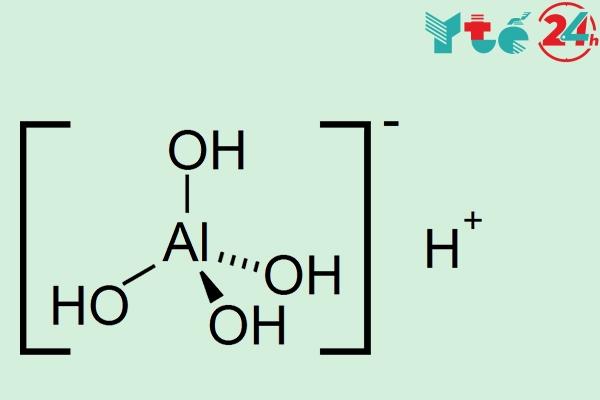 Aluminum hydroxit - Thành phần chính của Mactrizol