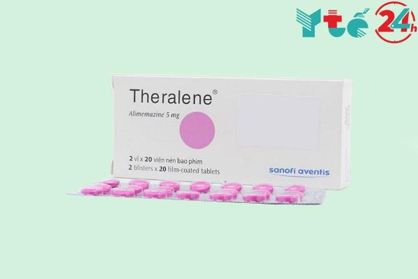 Theralene là thuốc gì?