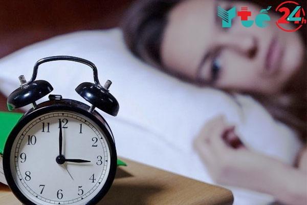Thuốc Rabeolone có thể gây mất ngủ