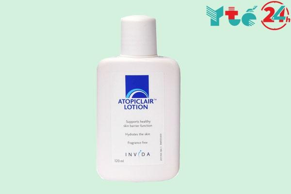 Thận trọng khi sử dụng thuốc bôi ngoài da Atopiclair