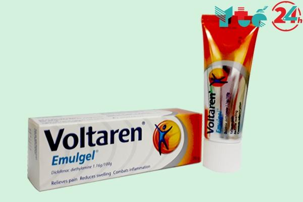 Thuốc bôi Voltaren