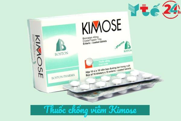 Kimose là thuốc gì?