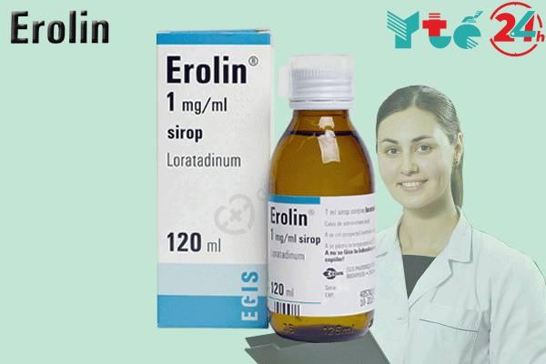 Thuốc Erolin có tốt không?