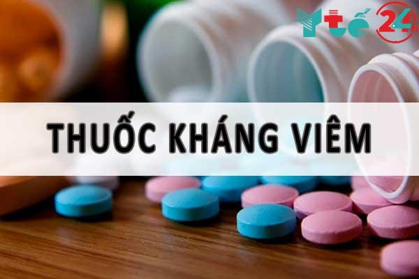 Thuốc kháng viêm