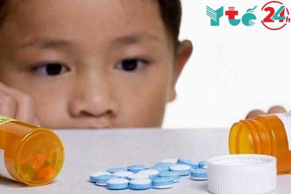 Thuốc kháng viêm cho trẻ em