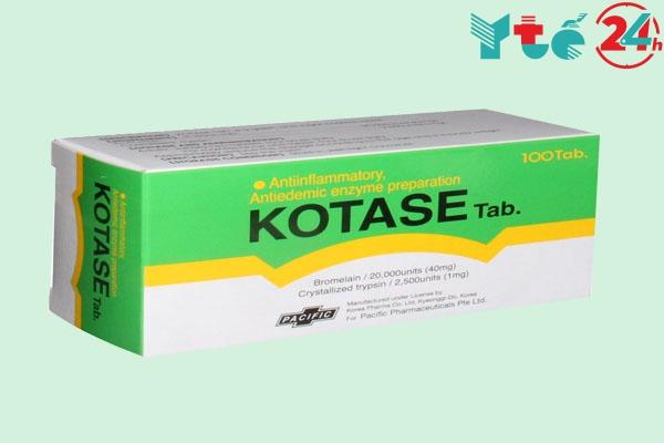 Một chế phẩm của Kotase 40mg