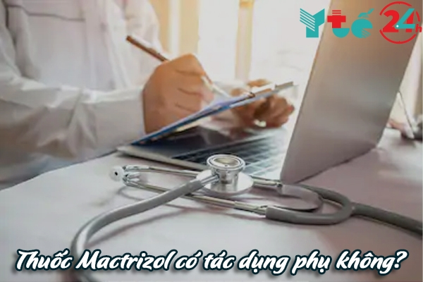 Thuốc Mactrizol 10ml có tác dụng phụ không?