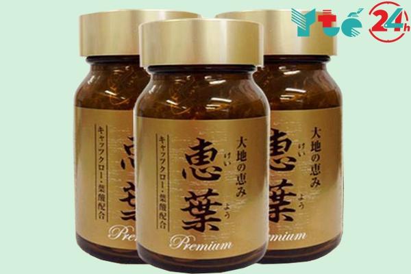 Sản phẩm hỗ trợ trị gout Megumiha