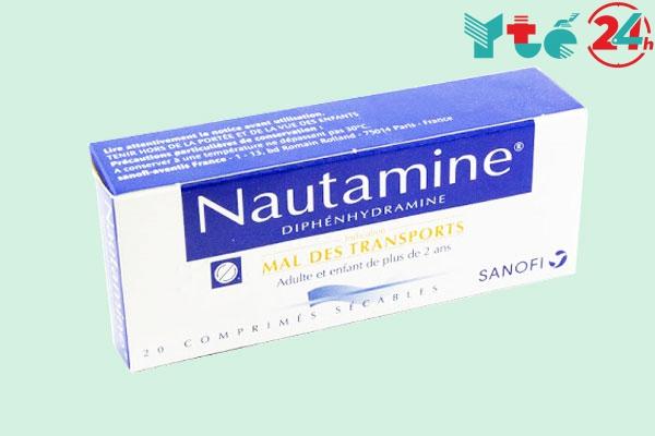 Nautamine là thuốc gì?