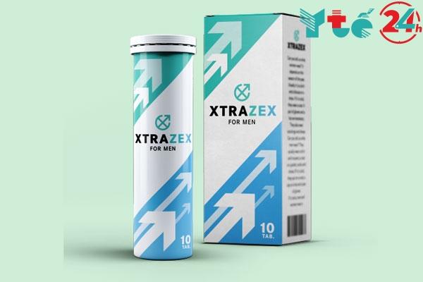 Thuốc cường dương Xtrazex là gì?