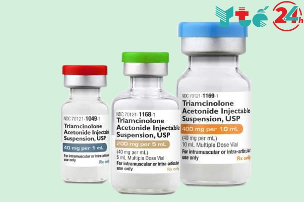 Thuốc tiêm Triamcinolon