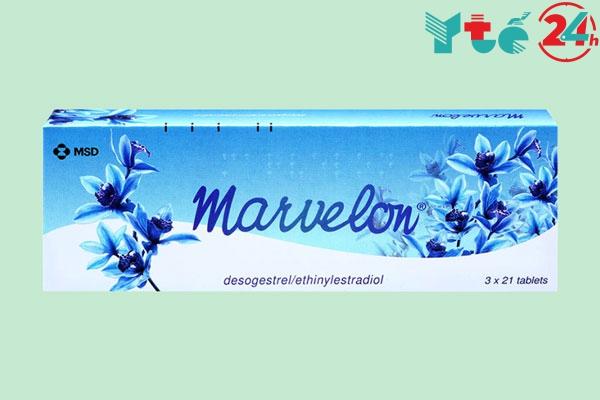Thuốc ngừa thai Marvelon có hại không?