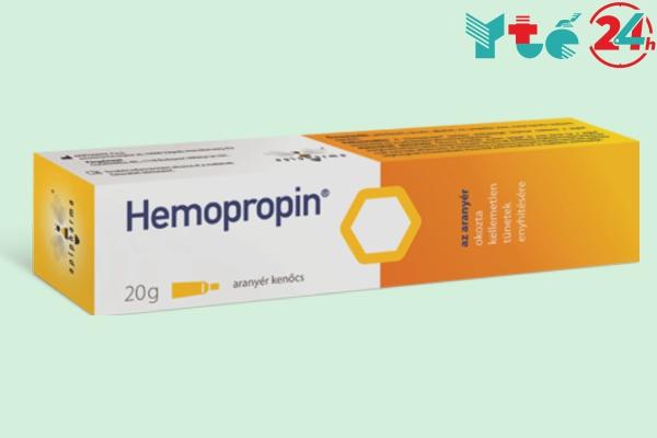 Thuốc bôi trĩ Hemopropin