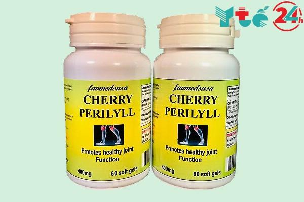Sản phẩm hỗ trợ điều trị gout Cherry Perrillyl