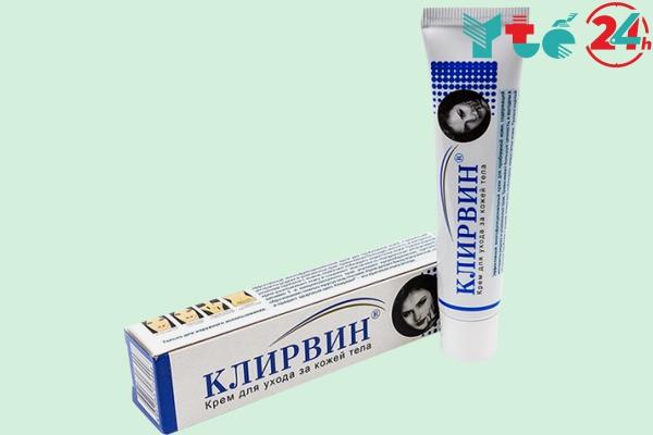 Thuốc trị sẹo Klirvin