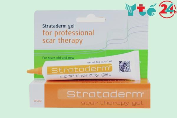 Thuốc trị sẹo Strataderm