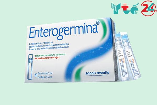 Thuốc trị tiêu chảy dành cho trẻ em