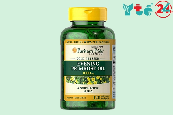 Tinh dầu hoa anh thảo của Mỹ Puritan