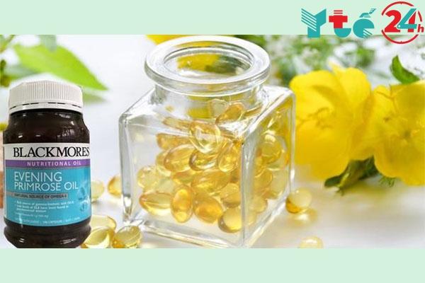 Tinh dầu hoa anh thảo và vitamin E