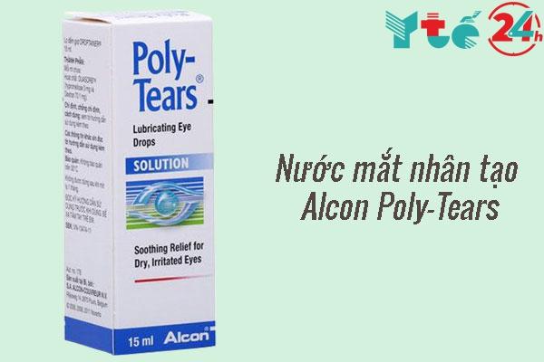 Nước mắt nhân tạo Alcon Poly Tears Drop
