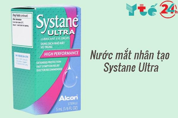 Thuốc nhỏ nước mắt nhân tạo Systane Ultra