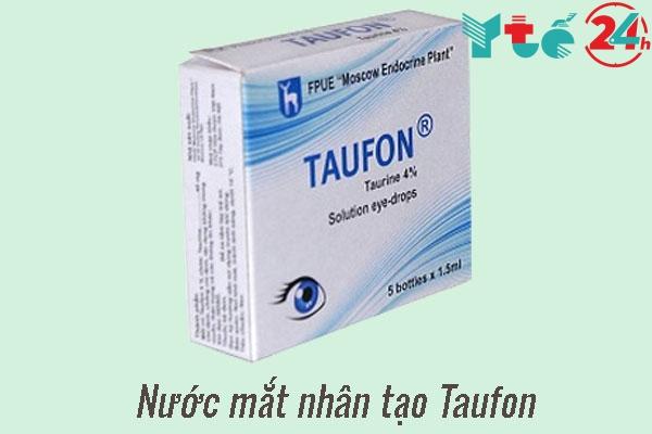Nước mắt nhân tạo Taufon
