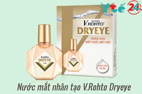 Nước mắt nhân tạo Vrohto Dryeye