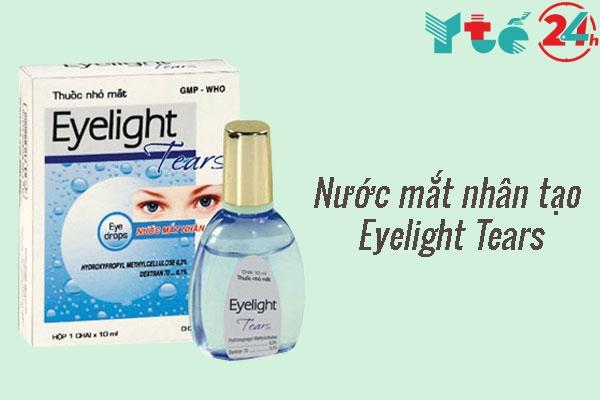 Nước mắt nhân tạo Eyelight Tears