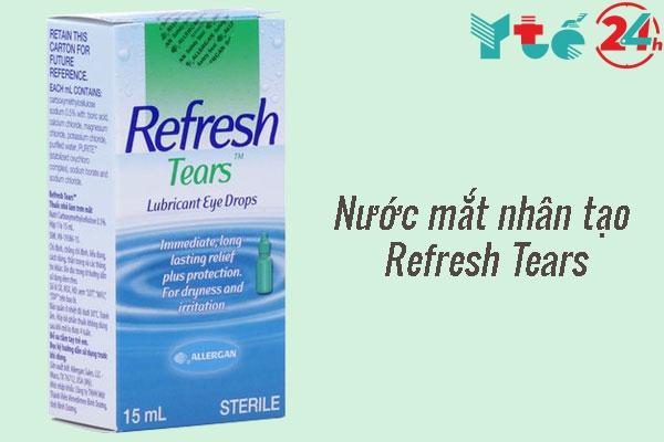 Nước mắt nhân tạo Refresh Tears