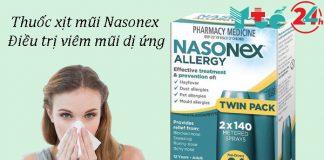 Thuốc xịt mũi Nasonex