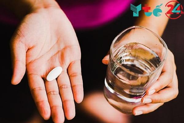 Sử dụng Promethazin bằng con đường uống