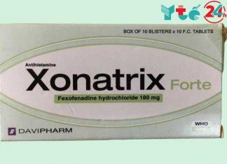 Xonatrix 180mg