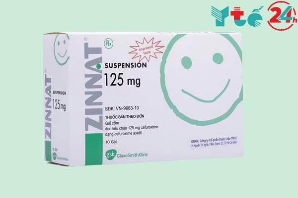 Thuốc Zinnats là gì?