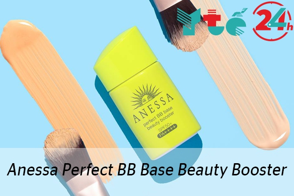 Kem chống nắng Anessa Perfect BB Base Beauty Booster SPF50+ PA++++