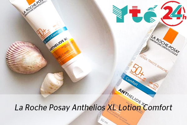 Kem chống nắng Anthelios XL Lotion Comfort SPF50+