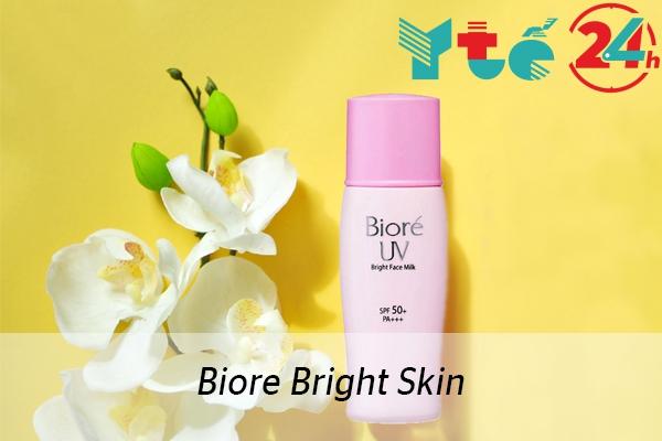Kem chống nắng Biore Bright Skin