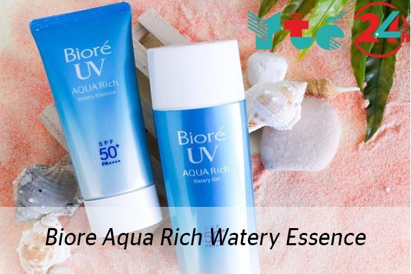 Kem chống nắng Biore Aqua Rich Watery Essence