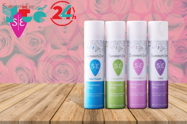 4 mùi hương khác nhau của sản phẩm