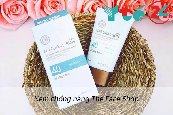 Kem chống nắng The Face Shop