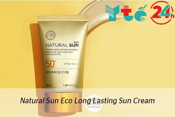 Kem chống nắng Natural Sun Eco Long Lasting Sun Cream