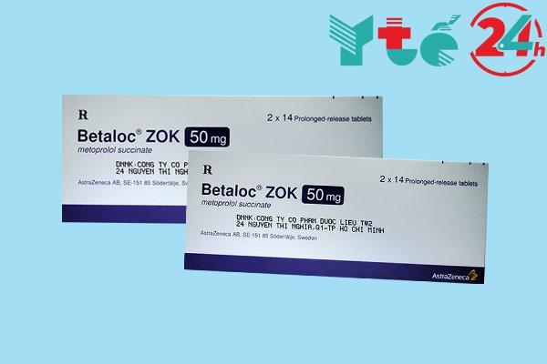 Betaloc zok là gì?