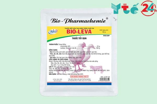 Thuốc tẩy giun cho gà Bio Leva