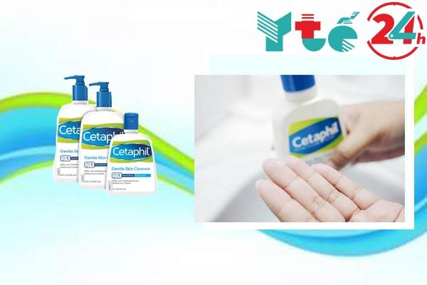 Thành phần của Cetaphil Gentle Skin Cleanser