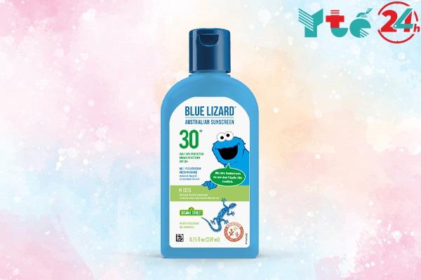 Kem chỗng nắng Blue Lizard chính hãng giá bao nhiêu?